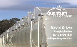 David Oliver Business Card Info